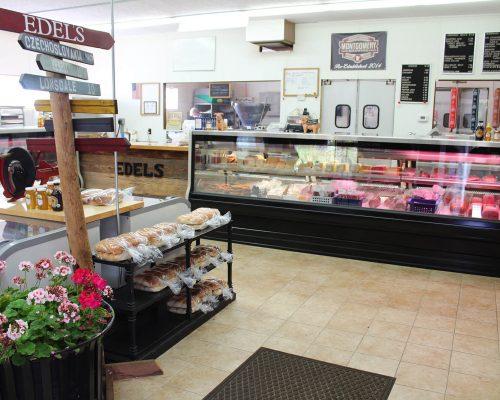Edels meat market